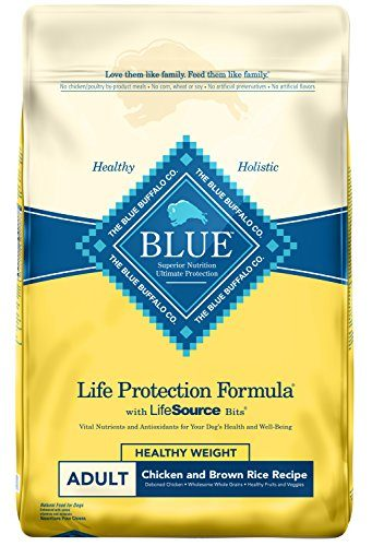 BLUE Life Protection Formula Healthy Weight Adult Dry Dog Food