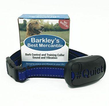 Barkley's Best Bark Control and Training Collar