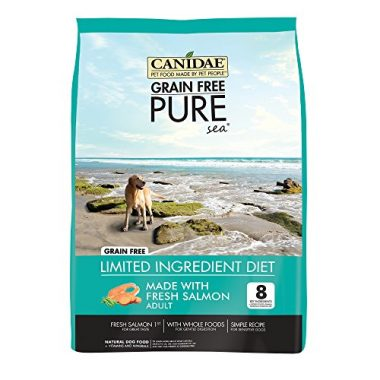 PURE Sea Grain Free Limited Ingredient Diet Dry Dog Food