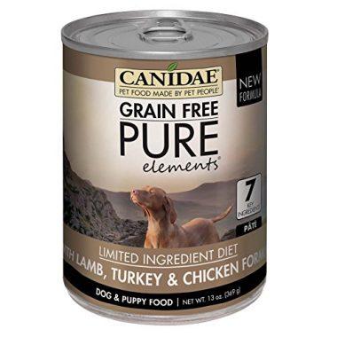PURE Elements Grain Free Limited Ingredient Diet Wet Dog Food