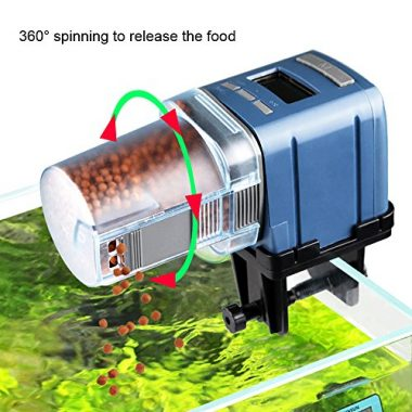 COODIA Auto Fish Food Feeder