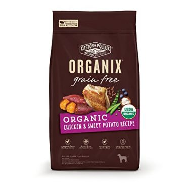 Castor & Pollux Organix Grain-Free Dry Dog Food