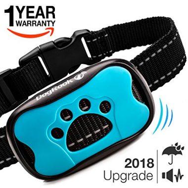 DogRook Dog Bark Collar Upgrade 2018