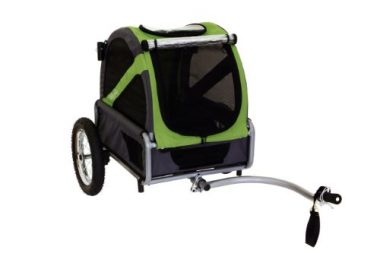 Mini Dog Bike Trailer by DoggyRide