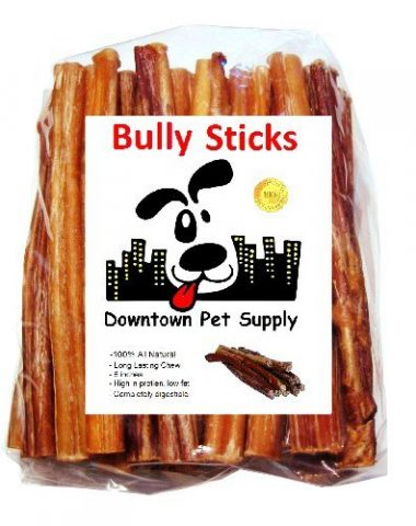 Downtown Pet Supply 6″ BULLY STICKS