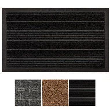GRIP MASTER All-Natural Rubber Indoor Outdoor Door Mat