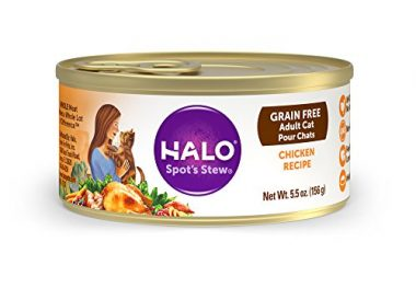 Halo Holistic Grain Free Wet Cat Food