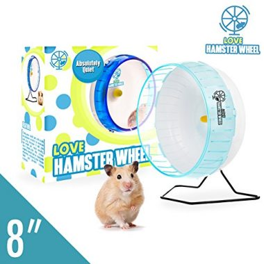 Hamster Pet Comfort Exercise Wheel