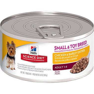 Hill's Science Diet Small & Toy Breed Wet Dog Food