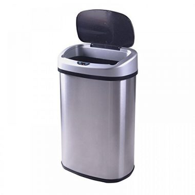 Levpet Touch-Free Trash Can
