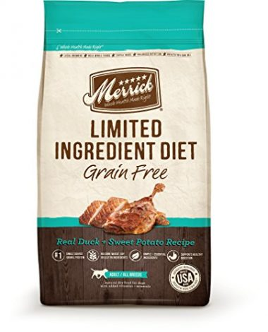 Merrick Limited Ingredient Diet Grain Free