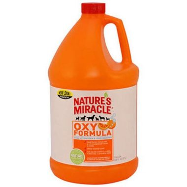 OXY Formula Stain and Odor Remover by Nature's Miracle