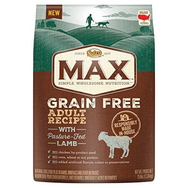Nutro Max Grain Free Adult Recipe