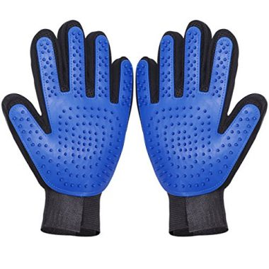 Thanger Pet Grooming Gloves