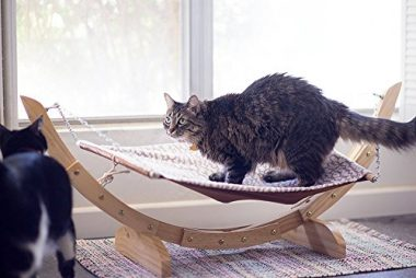 Pet Magasin Luxury Cat Hanging Bed