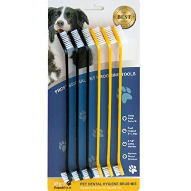 Pet Republique Cat Toothbrush Series