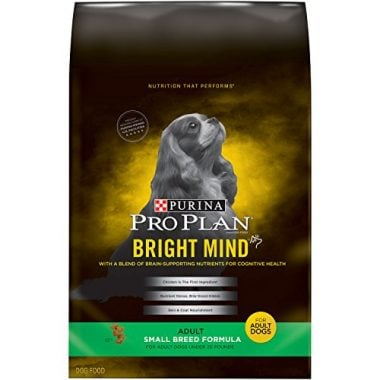 Purina Pro Plan BRIGHT MIND Formula Adult Dry Dog Food