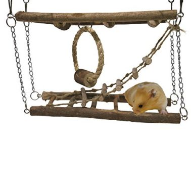 Rosewood Pet Activity Suspension Bridge