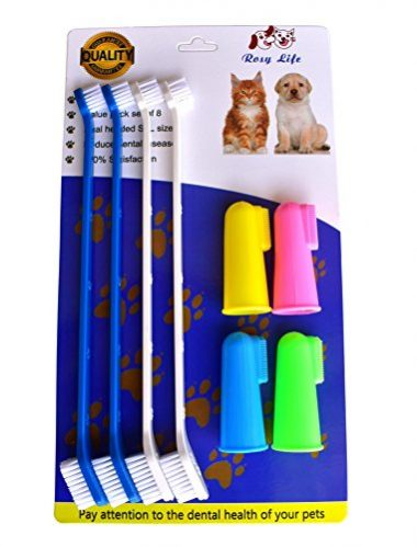 RosyLife Pet Soft Toothbrush
