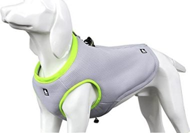 SGODA Dog Cooling Vest Harness Cooler Jacket