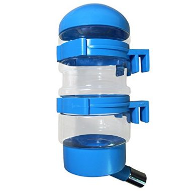 SatisPet Dog Water Dispenser in Blue