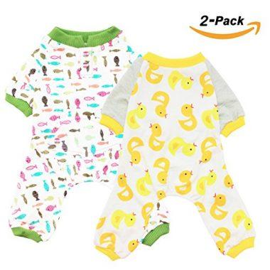 Scheppend Puppy Pajamas