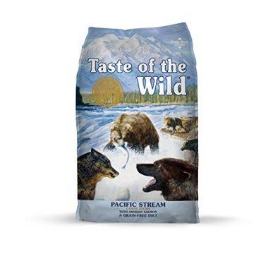 Taste of the Wild, Pacific Stream Grain-Free Dog Food