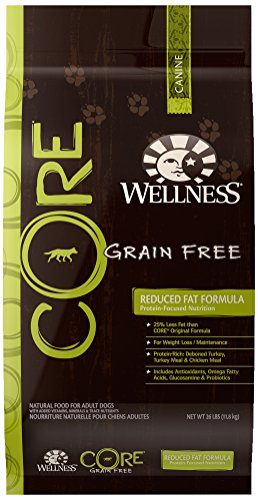 CORE Natural Grain Free Reduced-Fat, Protein-Focused Dry Dog Food