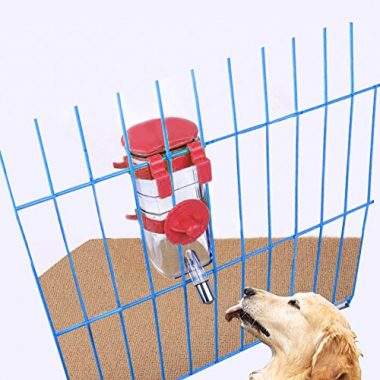 Yitour Dog Collapsible Water Bottle Dispenser