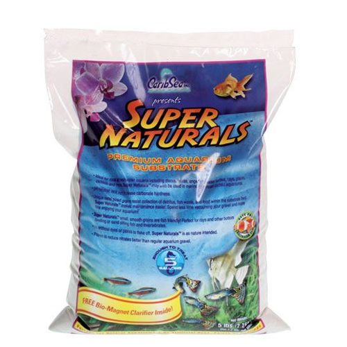 Carib Sea ACS05820 Super Natural Moonlight Sand for Aquarium