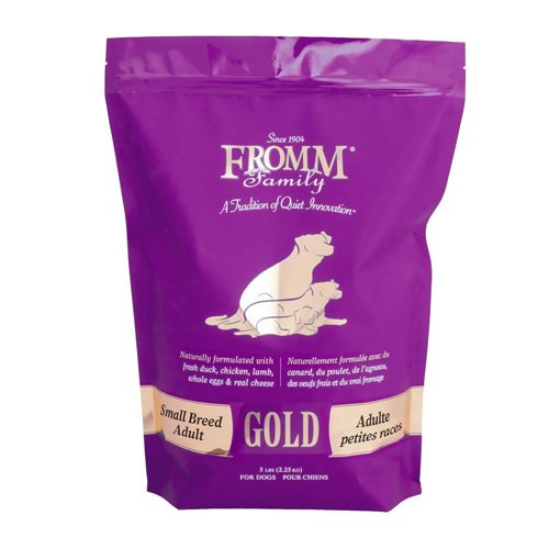 Gold Nutritionals Small Breed Adult Dry Dog Food