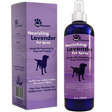 Nourishing Lavender Pet Spray by Honeydew