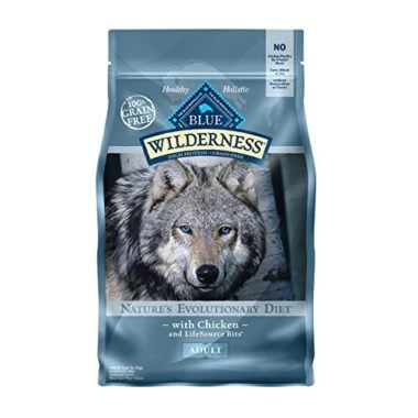 Wilderness Nature's Evolutionary Diet High Protein Grain Free Adult Dry Dog Food by Blue Buffalo