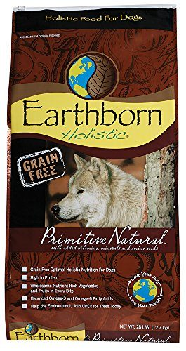 Primitive Natural Grain Free Dry Dog Food