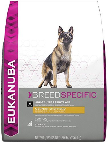Breed Specific German Shepherd Adult Dry Dog Food by Eukanuba