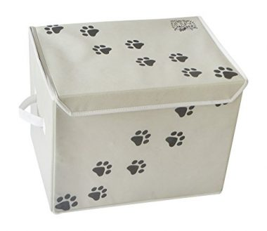 Feline Ruff Large Dog Toys Storage Box