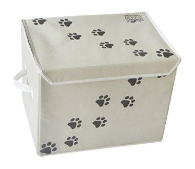 Feline Ruff Large Dog Toys Storage Box
