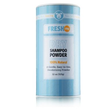 Fresh Dog Dry Shampoo Powder