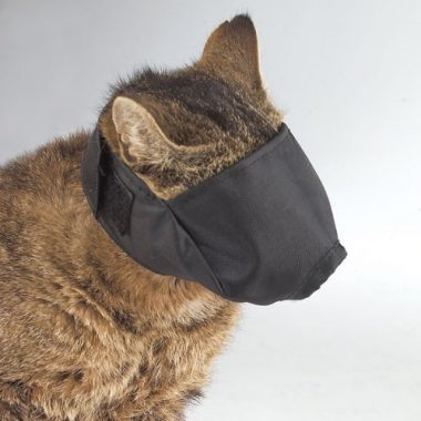 Guardian Gear Nylon Cat Muzzle