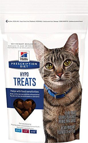 Hills Prescription Diet Hypo Treats for Cats