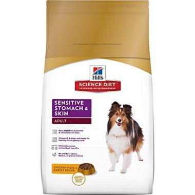 Sensitive Stomach & Skin Chicken Meal & Barley Recipe Adult Dry Dog Food