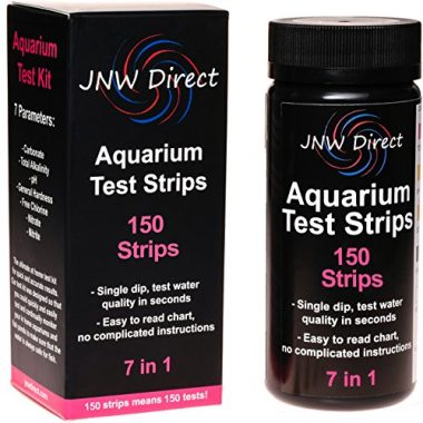 JNW Direct Aquarium Test