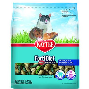 Kaytee Forti Diet Pro Health Small Animal Food for Gerbils