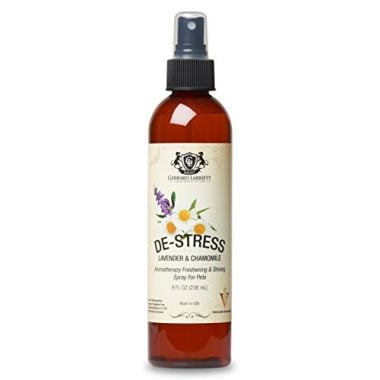 Lavender & Chamomile Aromatherapy Freshening & Shining Spray For Pets