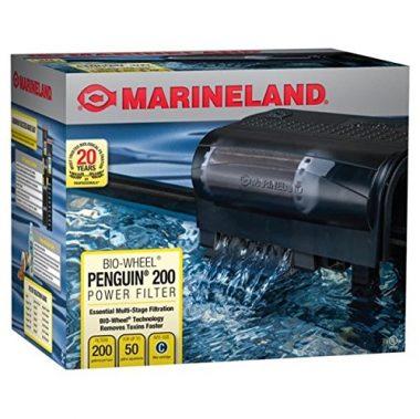 MarineLand Penguin Power Filter w/Multi-Stage Filtration