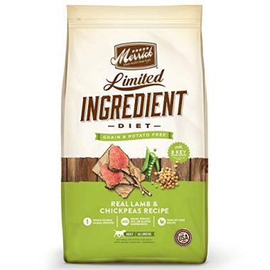 Merrick Limited Ingredient Diet Grain Free Dry Dog Food