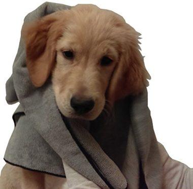 Microfiber Pros 2-Pack Microfiber Pet Bath Towels