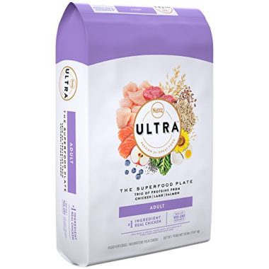 ULTRA The Superfood Plate Adult Dry Dog Food by Nutro