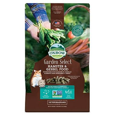 Oxbow Garden Select Fortified Food for Gerbils