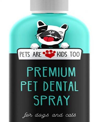Pets Are Kids Too Premium Pet Dental Spray